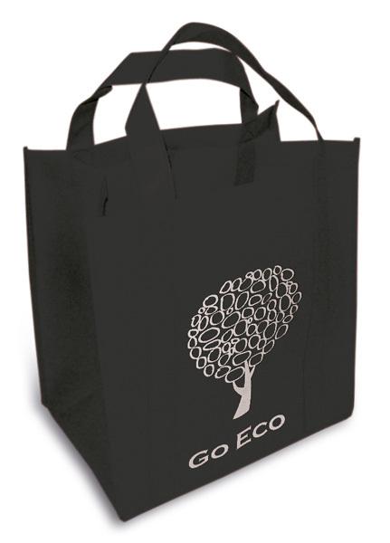 Zobrazit detail výrobku KPPS Nákupní taška GO ECO černá