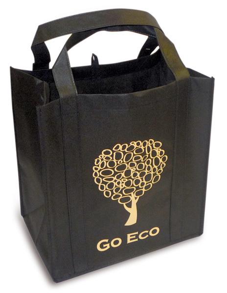 Zobrazit detail výrobku KPPS Nákupní taška GO ECO tmavě hnědá