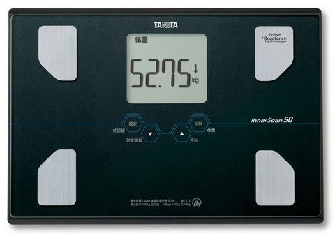 Zobrazit detail výrobku Tanita Osobní digitální váha BC-313 černá s tělesnou analýzou - SLEVA - POMAČKANÝ OBAL