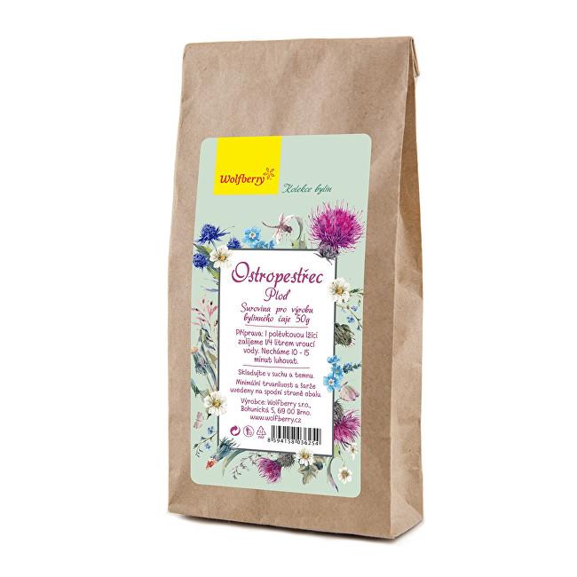 Zobrazit detail výrobku Wolfberry Ostropestřec plod bylinný čaj 50 g