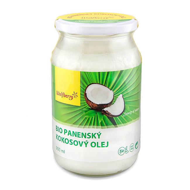 Zobrazit detail výrobku Wolfberry Panenský kokosový olej BIO 1000 ml 400 ml