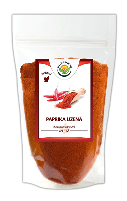 Zobrazit detail výrobku Salvia Paradise Paprika sladká uzená 1000 g