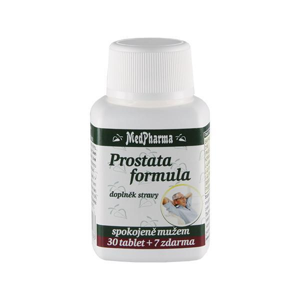 Prostata formula 30 tbl. + 7 tbl. ZDARMA