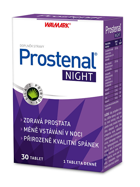 Walmark Prostenal Night 30 tablet