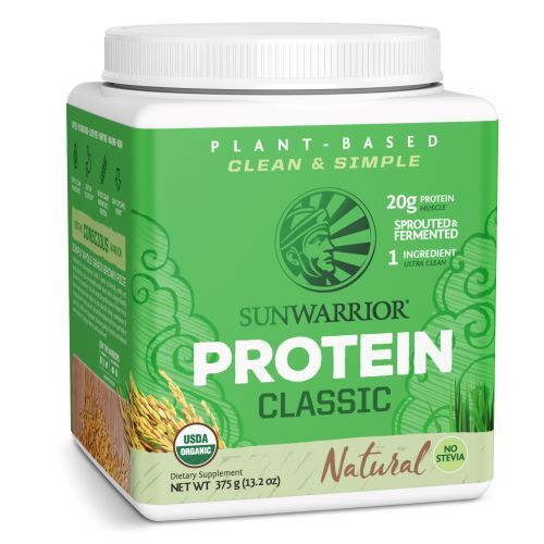 Zobrazit detail výrobku Sunwarrior Protein Classic natural 375 g