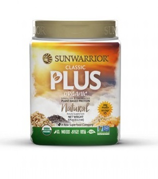 Sunwarrior Protein Plus BIO natural 375 g