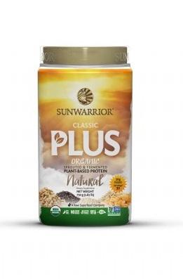 Zobrazit detail výrobku Sunwarrior Protein Plus BIO natural 750 g