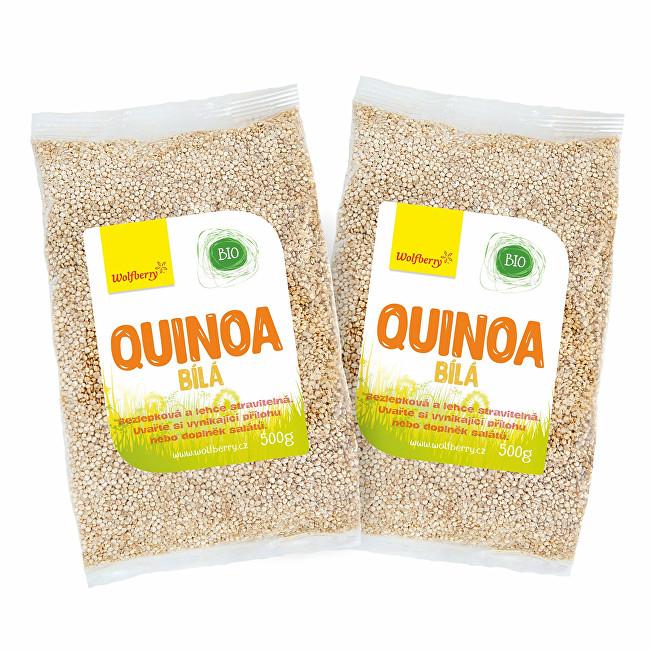 Zobrazit detail výrobku Wolfberry Quinoa BIO 500 g