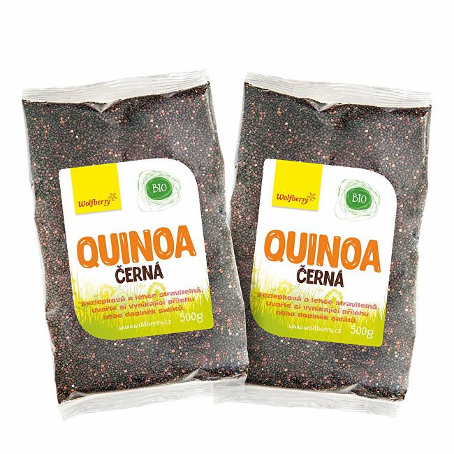 Zobrazit detail výrobku Wolfberry Quinoa černá BIO 500 g