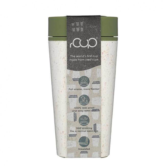 Zobrazit detail výrobku rCUP/Circular Cup rCUP opakovaně použitelný kelímek 340ml krémová/zelená