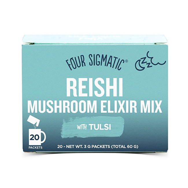 Zobrazit detail výrobku Four Sigmatic instantní nápoj Reishi 60 g