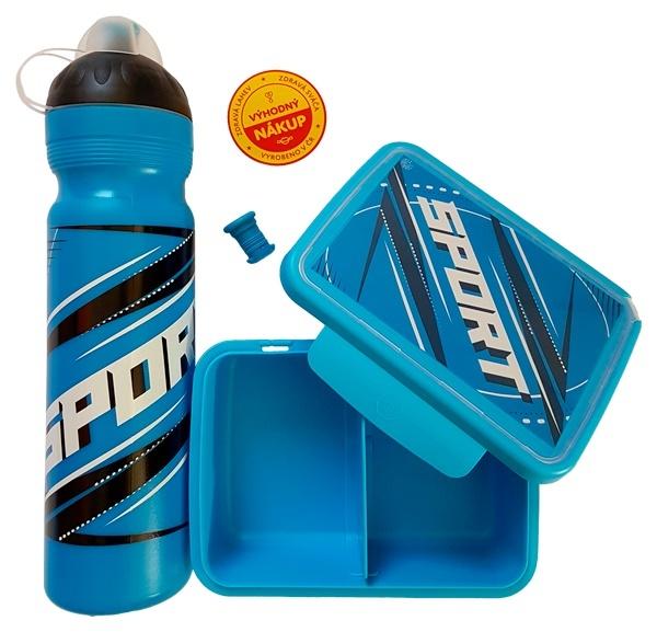 Zobrazit detail výrobku R&B SET Sport modrý
