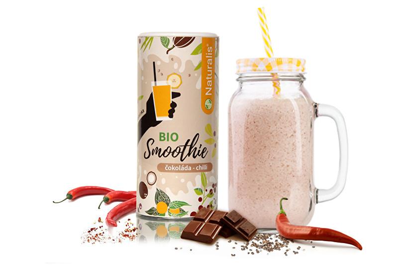 Zobrazit detail výrobku Naturalis Smoothie Čokoláda + Chilli BIO 180 g