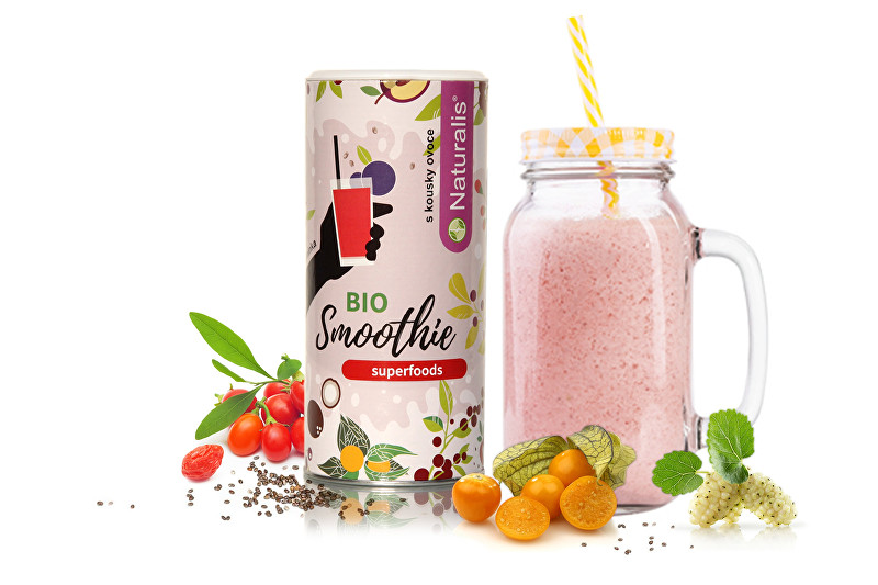 Naturalis Smoothie se Superfoods BIO 180 g