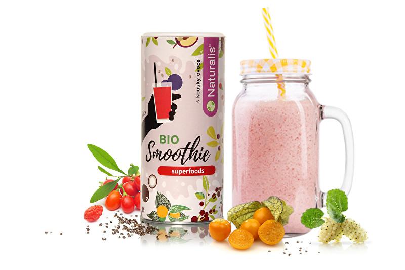 Zobrazit detail výrobku Naturalis Smoothie se Superfoods BIO 180 g