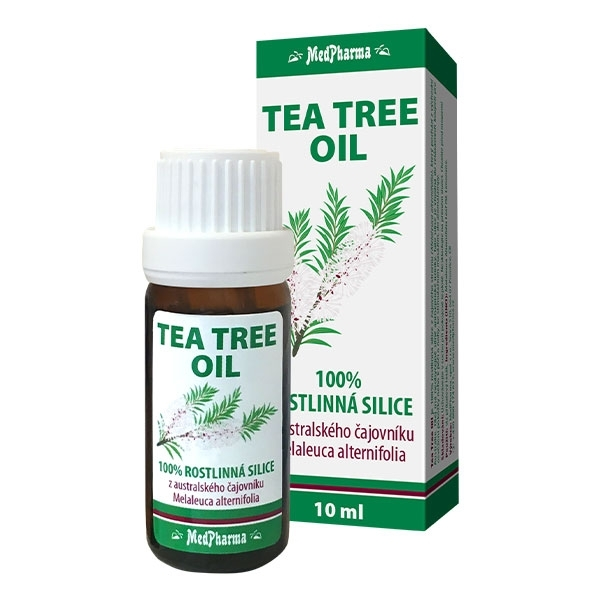 Zobrazit detail výrobku Medpharma Tea Tree Oil 10 ml