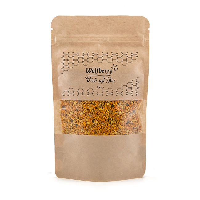 Zobrazit detail výrobku Wolfberry Včelí pyl BIO 100 g