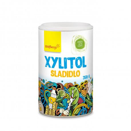Zobrazit detail výrobku Wolfberry Xylitol 350 g
