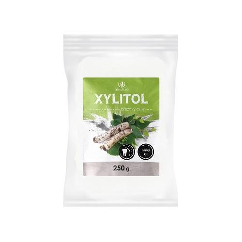 Zobrazit detail výrobku Allnature Xylitol březový cukr 250 g