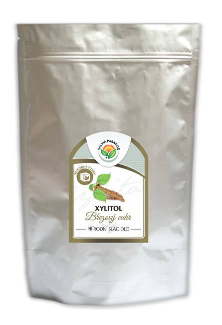 Zobrazit detail výrobku Salvia Paradise Xylitol - přírodní sladidlo 500 g