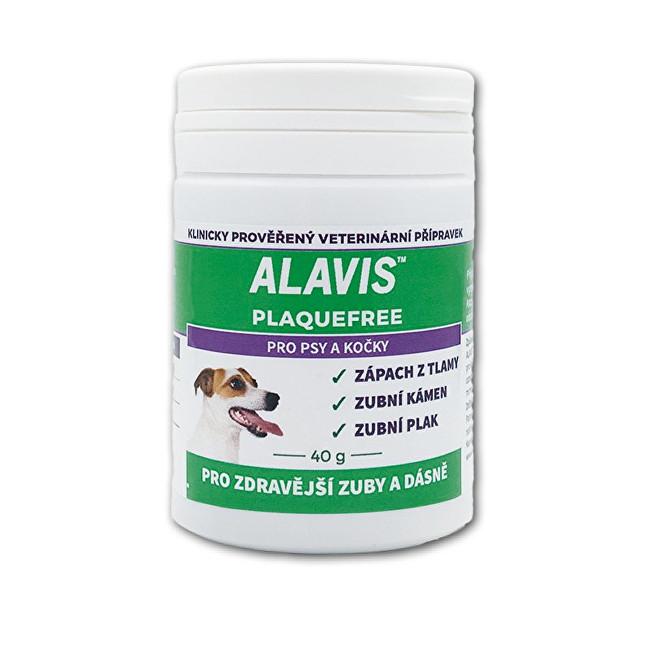 Zobrazit detail výrobku Alavis ALAVIS PLAQUE FREE 40 g