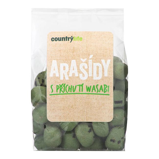 Zobrazit detail výrobku Country Life Wasabi arašídy 100 g
