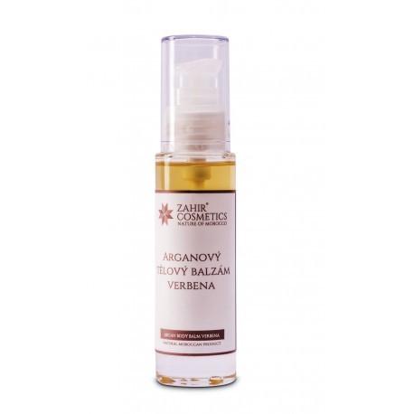 Zobrazit detail výrobku Zahir Cosmetics Arganový tělový balzám Verbena 50 ml