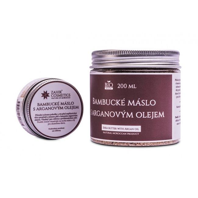 Bambucké máslo s arganovým olejem 25 ml