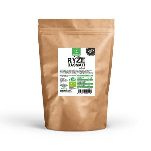 Allnature Basmati ryža natural BIO 400 g