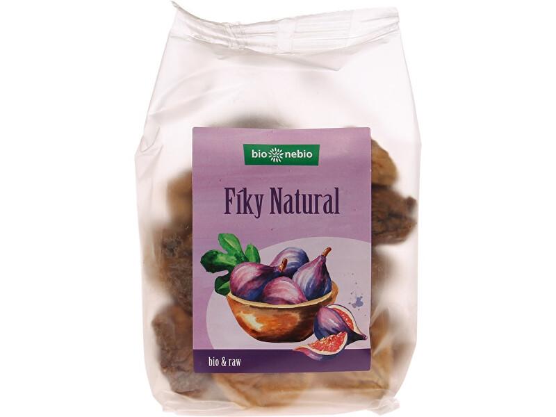 Zobrazit detail výrobku Bio nebio s. r. o. Bio sušené fíky Natural 300g