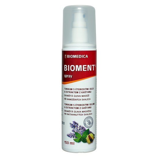Zobrazit detail výrobku Biomedica Bioment spray 100 ml