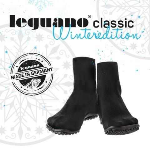 Zobrazit detail výrobku leguano Bosoboty Leguano classic černé zimní vel. 46-47 - SLEVA - poškozená krabička, chybí ochranné přelepy