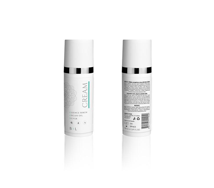 Zobrazit detail výrobku Birch 2 Life Březový krém se stříbrem a arganovým olejem 50 ml