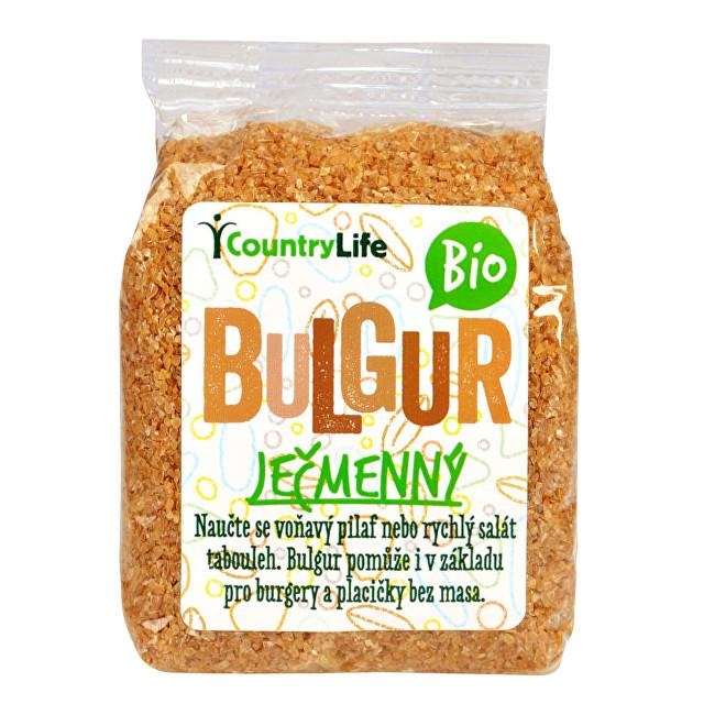 Zobrazit detail výrobku Country Life Bulgur ječmenný BIO 250g