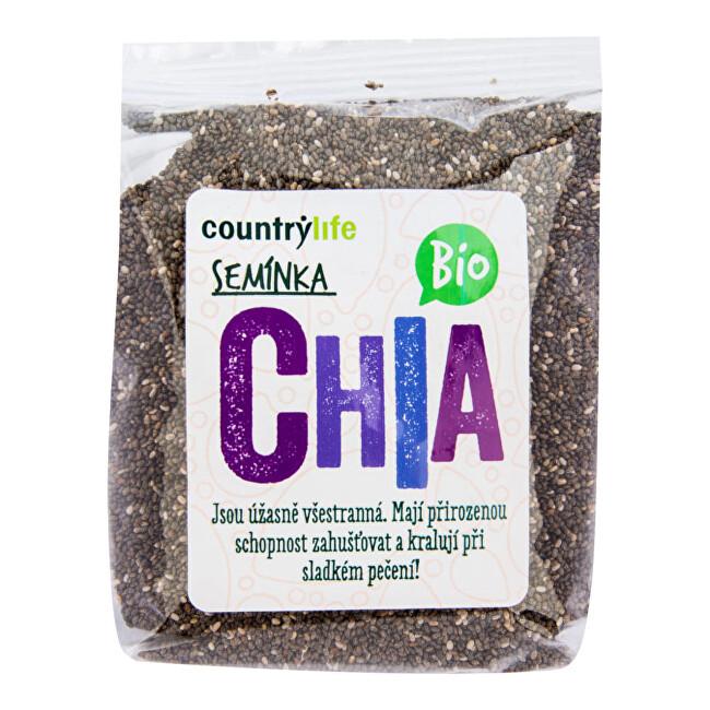 Zobrazit detail výrobku Country Life Chia semínka BIO 300g