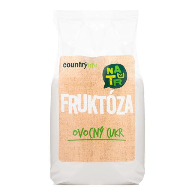 Zobrazit detail výrobku Country Life Cukr ovocný fruktóza 500g