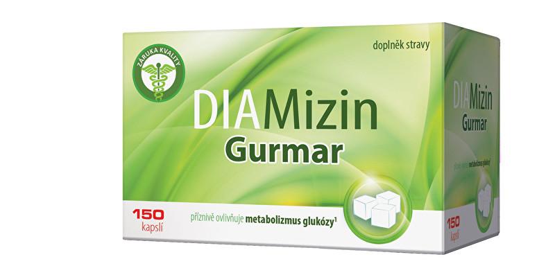 Zobrazit detail výrobku Simply You DIAMizin Gurmar 150 kapslí