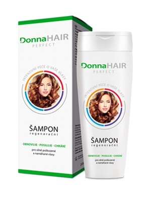 Simply You DonnaHAIR Perfect regenerační šampon 200 ml