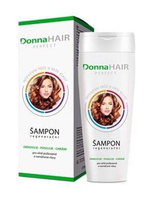 Zobrazit detail výrobku Simply You DonnaHAIR Perfect regenerační šampon 200 ml