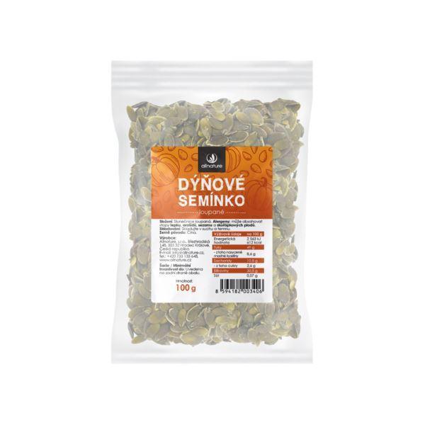 Zobrazit detail výrobku Allnature Dýňové semínko loupané 100 g