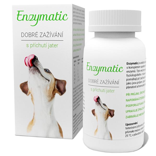 Zobrazit detail výrobku Vetrisol Enzymatic 90 tablet