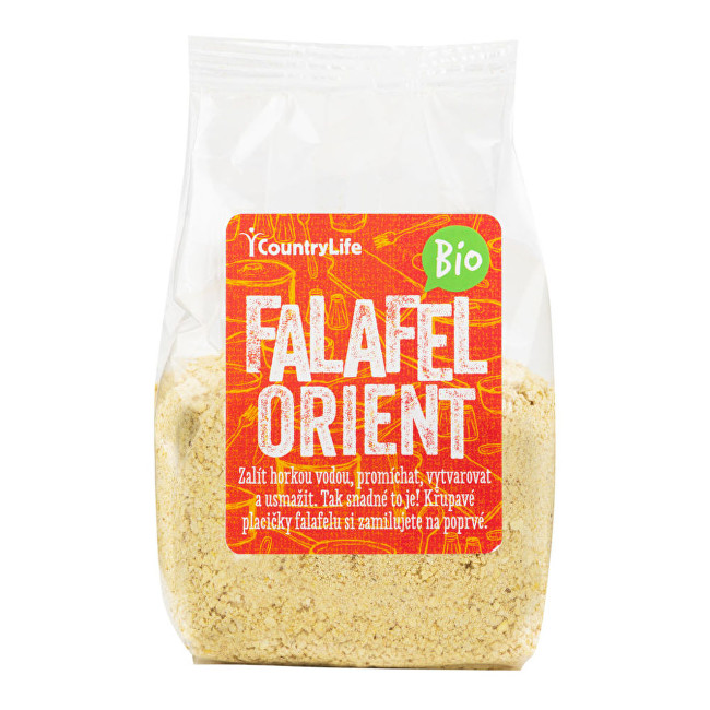 Country Life Falafel orient BIO 200 g