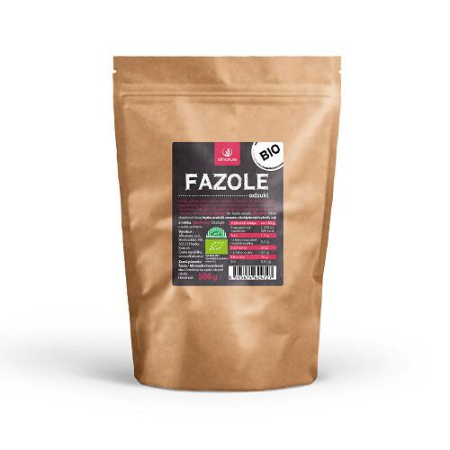 Zobrazit detail výrobku Allnature Fazole adzuki BIO 500 g