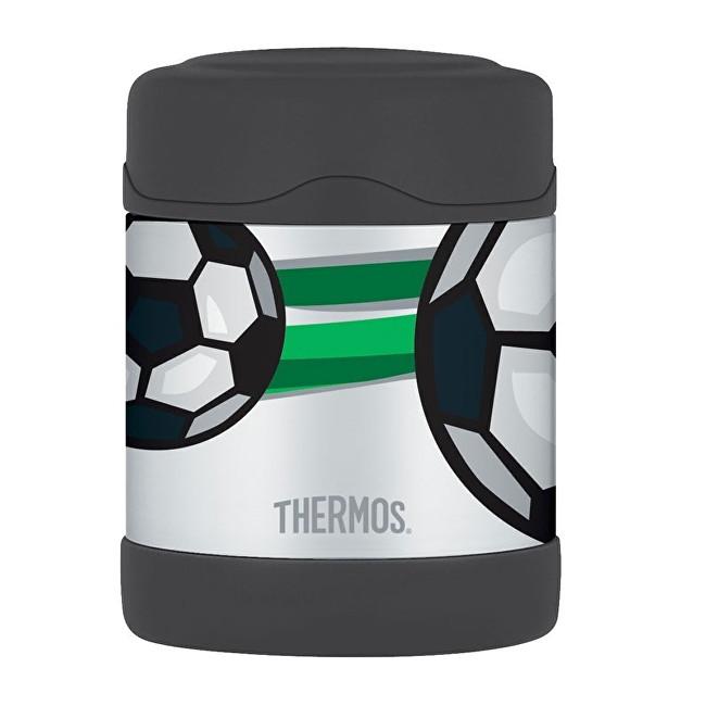 Zobrazit detail výrobku Thermos FUNtainer Dětská termoska na jídlo - fotbal 290 ml