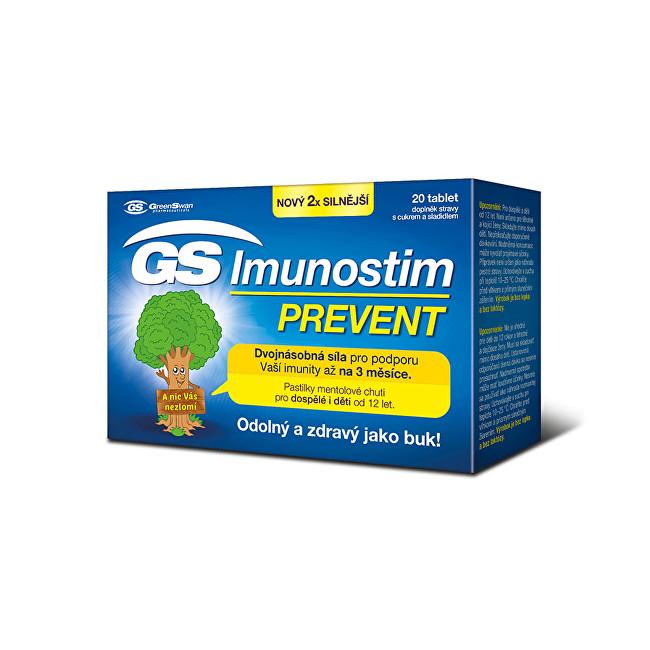 GS Imunostim Prevent 20 tbl.