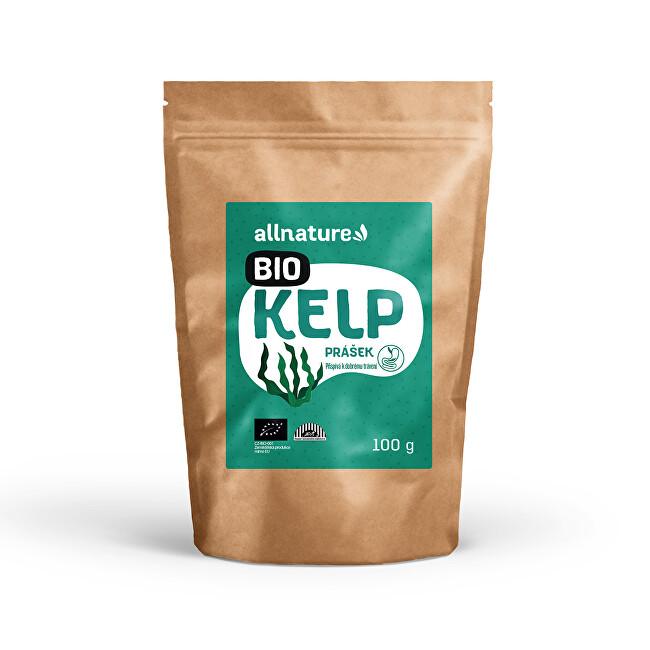 Zobrazit detail výrobku Allnature Kelp prášek BIO 100 g