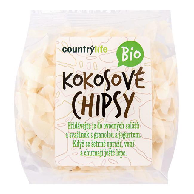 Zobrazit detail výrobku Country Life Kokosové chipsy BIO 150g