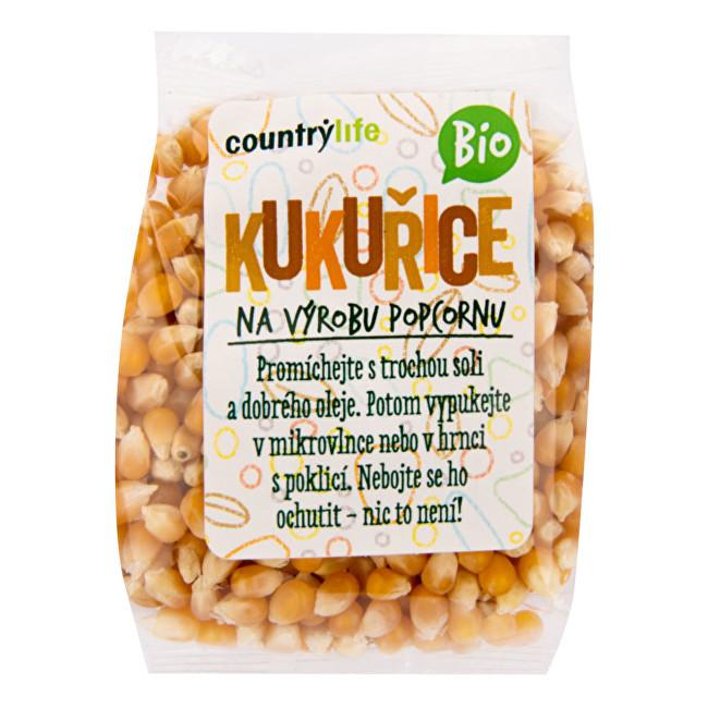 Zobrazit detail výrobku Country Life Kukuřice na popcorn BIO 200g