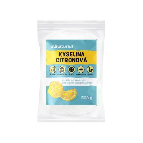 Zobrazit detail výrobku Allnature Kyselina citronová 500 g