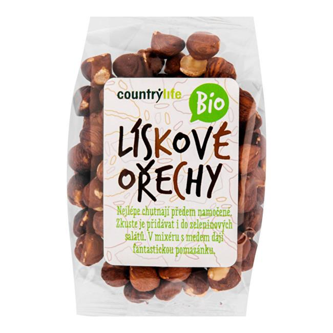 Zobrazit detail výrobku Country Life Lískové ořechy BIO 100g